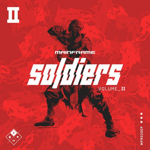 OUT NOW! Mainframe Soldiers Volume 2