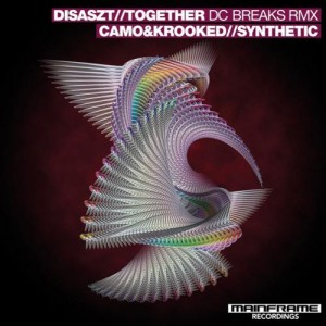 DC Breaks, Disaszt, Camo & Krooked – Together / Synthetic