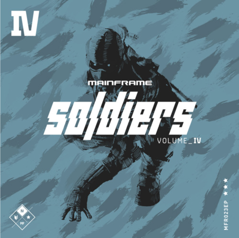 OUT ON SUNDAY! Mainframe Soldiers Vol. 4