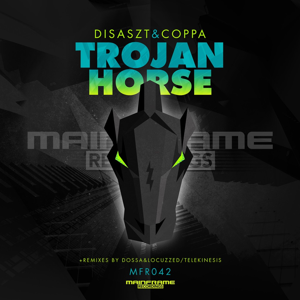Disaszt – Trojan Horse – Out Now!