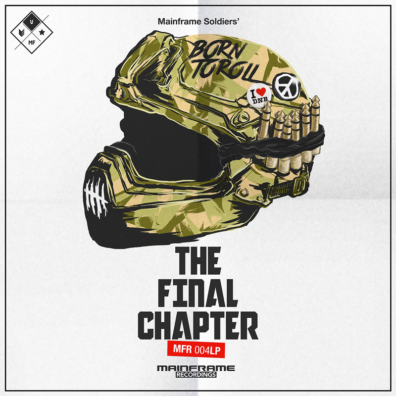 [OUT NOW]: Mainframe Soldiers – The Final Chapter