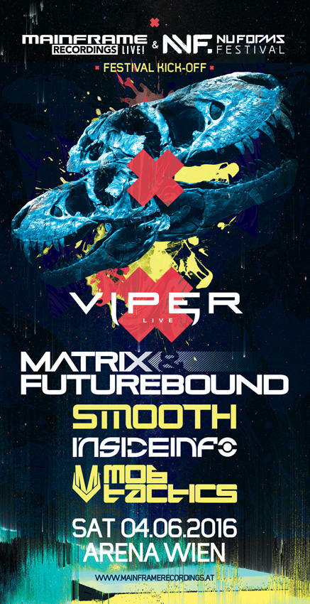 Mainframe Recordings LIVE pres. VIPER LIVE [NU-FORMS OFFICIAL KICK OFF]