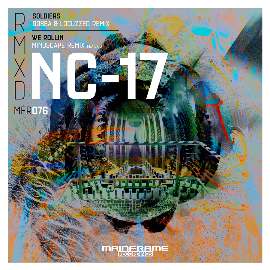 [MFR076] NC-17 RMXD (OUT NOW!)