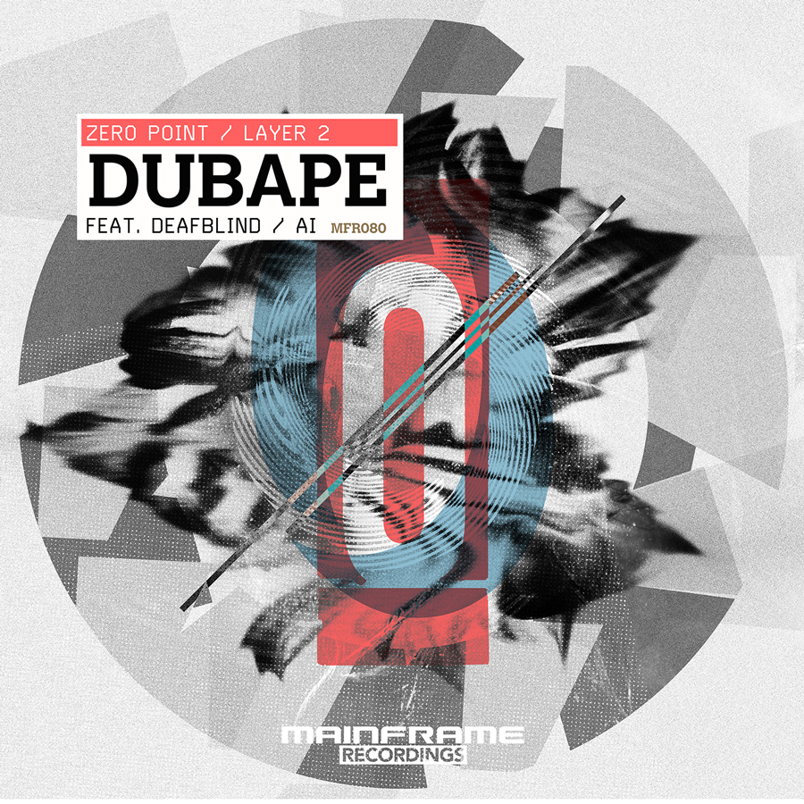 [MFR080] DubApe – Zero Point feat. Deafblind / AI (OUT NOW!)