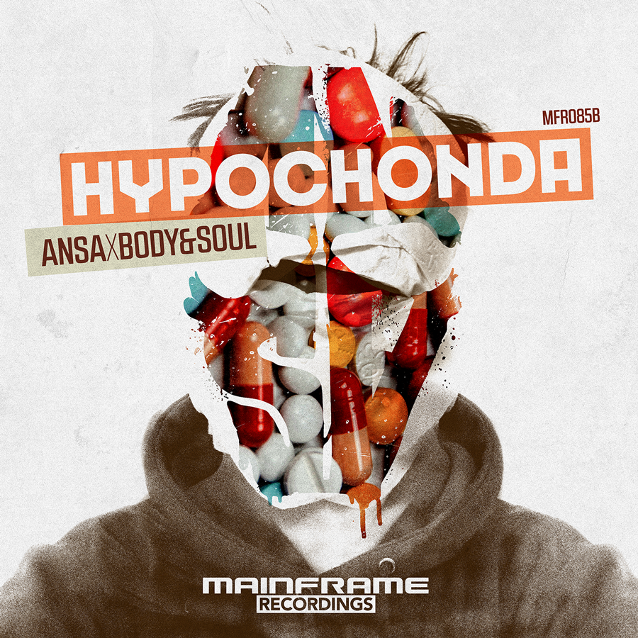 [MFR085B] ANSA x Body & Soul – Hypochonda (OUT NOW!)