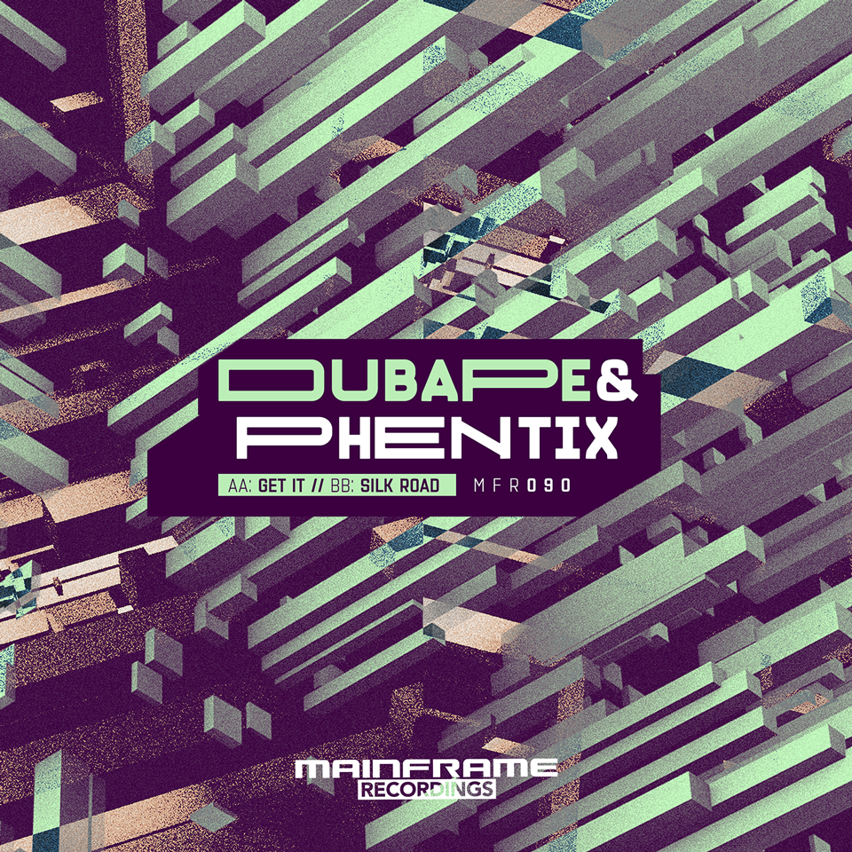 [MFR090] DubApe & Phentix – Get It / Silk Road (OUT 16/06/17)