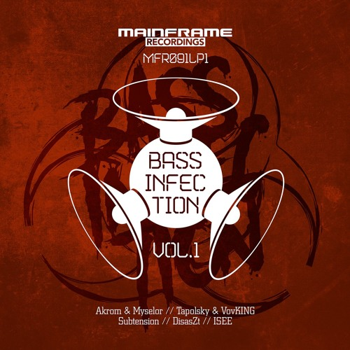 [MFR091LP1] Bass Infection Vol. I (OUT 30/06/17)