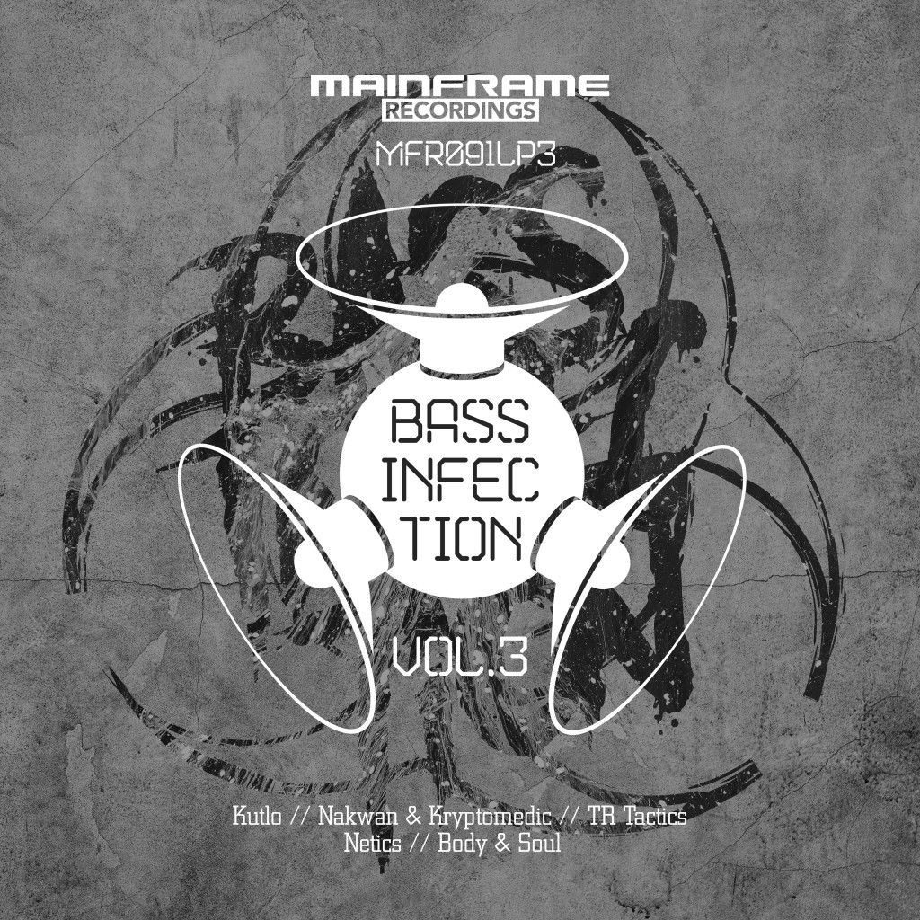 [MFR091LP3] Bass Infection Vol. 3 (Out 07/08/17)