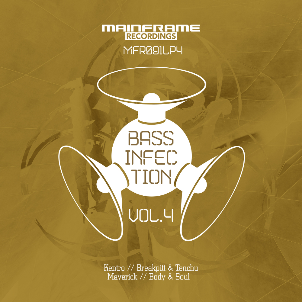 [MFR091LP4] Bass Infection Vol. 4 (Out Now)